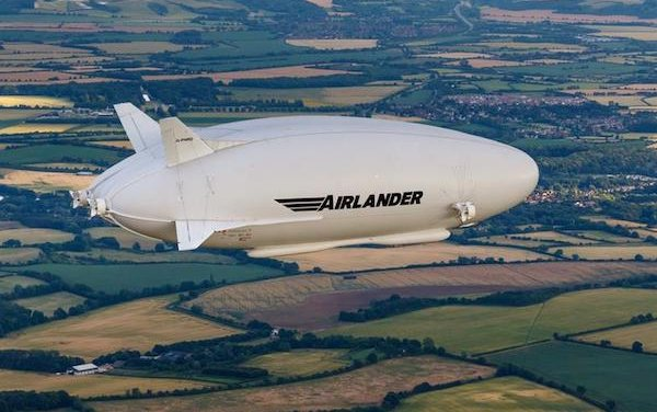 RED Aircraft technology will power Airlander 10