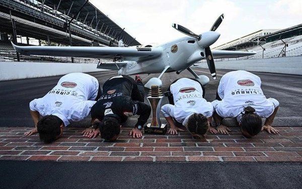 Red Bull Air Race Championship  Selects Hartzell Propeller Again