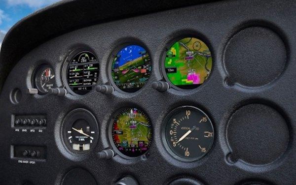 Reimagine aircraft flight instrumentation - Garmin GI 275