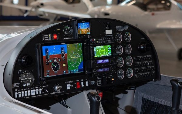 Relaunched Diamond DA20-C1 with new instrument panel