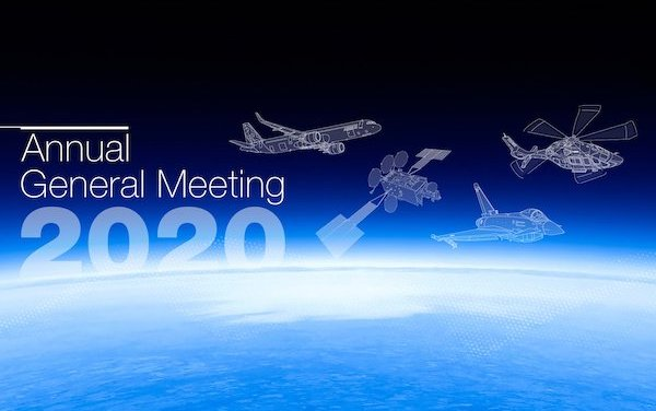 Resilience and Responsibility: Airbus Annual General Meeting