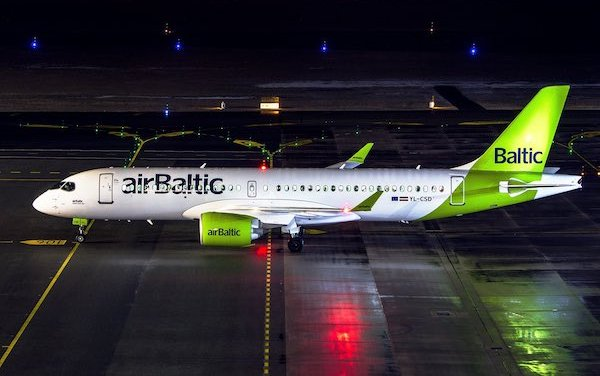 Results of four weeks of resumed operations for airBaltic
