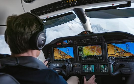 Revolution in safety - Daher HomeSafe emergency autoland system for its TBM 940