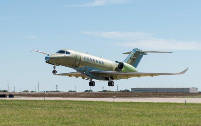 Revolutionary Cessna Citation Longitude takes to the skies