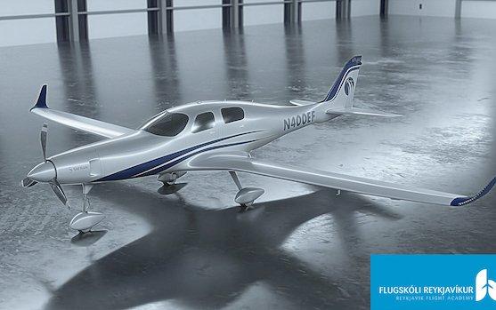Reykjavik Flight Academy purchases three all-electric eFlyer training aircraft