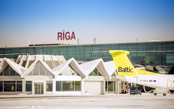 Riga Airport - COVID-19 crisis causes loss of 15.5 Million, turnover drops by half