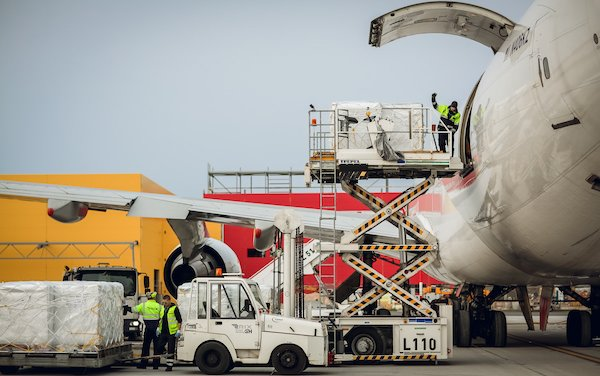 Riga Airport doubles its cargo volumes in April