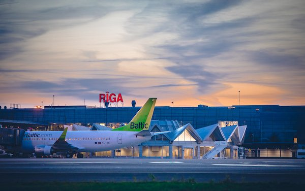 Riga Airport passenger numbers continue to grow