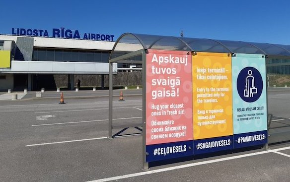Riga Airport ready to work with Electronic Passenger Registration System