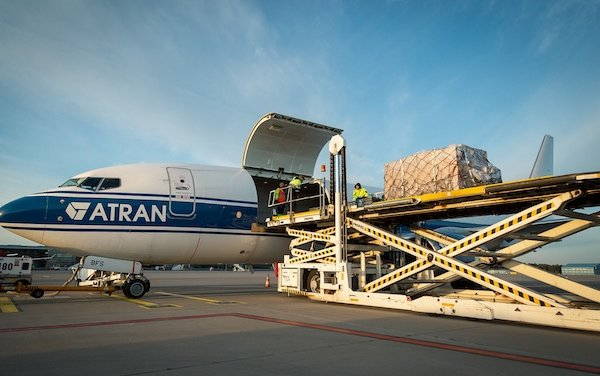 Riga Airport - the number of cargo flights handled keeps growing