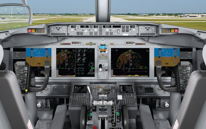 Rockwell Collins' advanced avionics and IFE selected for 44 Shenzhen Airlines Boeing 737s