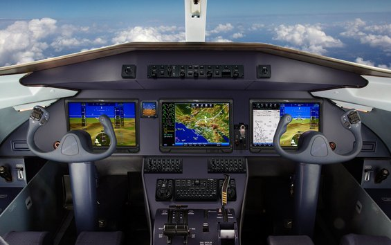 Rockwell Collins' Pro Line Fusion avionics selected for new TRJet 328 Series