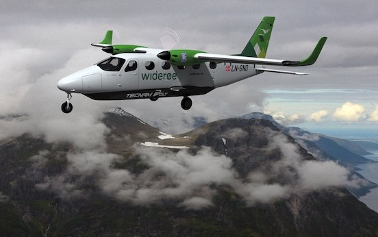 Rolls-Royce and Tecnam join forces with Widerøe to deliver an all-electric passenger aircraft ready for service in 2026