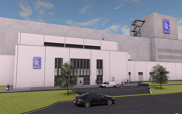 Rolls-Royce breaks ground on new testbed as part of £150m investment in UK aerospace facilities