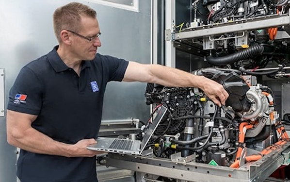 Rolls-Royce builds new fuel cell demonstrator