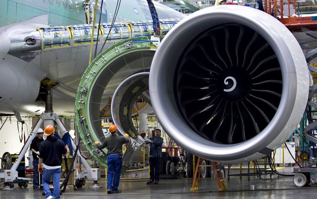 Rolls-Royce Expands Asian Trent 1000 Parts Manufacturing