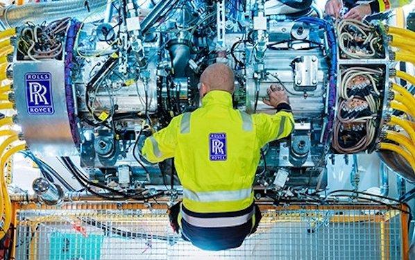 Rolls-Royce generator for most powerful hybrid-electric propulsion system