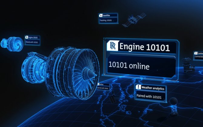ROLLS-ROYCE INTELLIGENTENGINE VISION MAKES RAPID PROGRESS