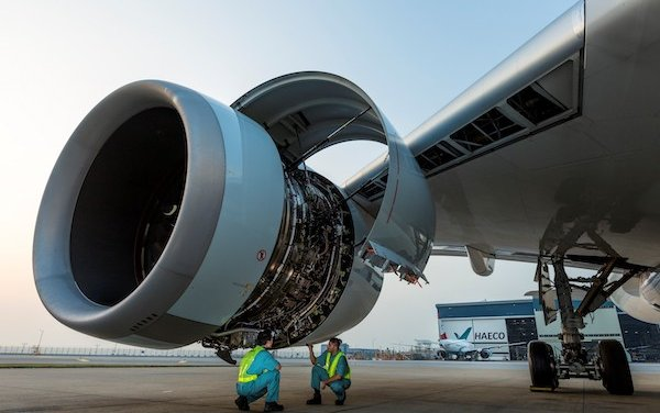 Rolls-Royce Introduces New Engine Change Service
