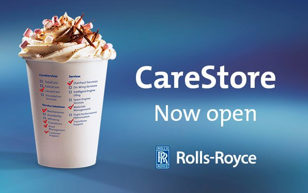 Rolls-Royce introduces the CareStore for Civil Aerospace customers