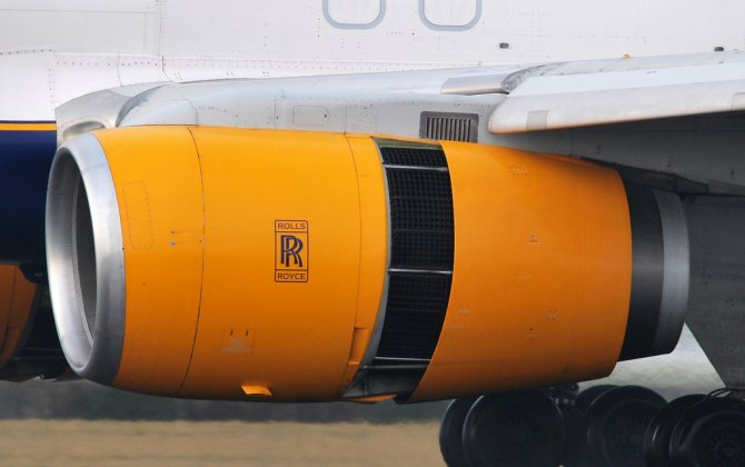 Rolls-Royce Joins With Icelandair To Celebrate Special Anniversary