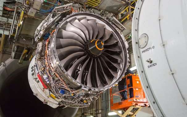 Rolls-Royce Lean-Burn Combustion test engine runs for first time