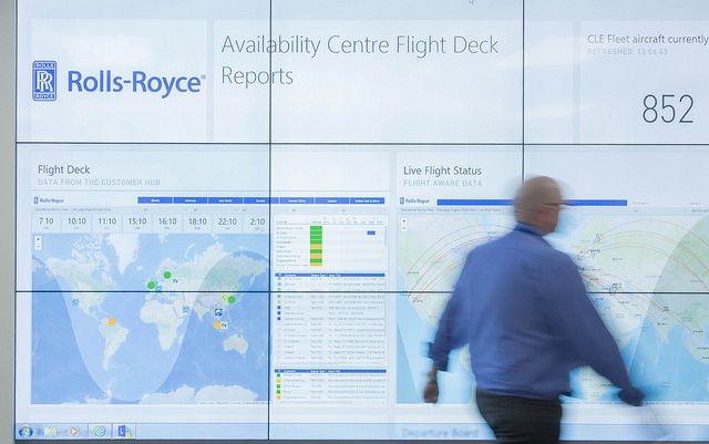 "Rolls-Royce opens new Airline Aircraft Availability Centre – supporting its ""on time, every time"" vision"