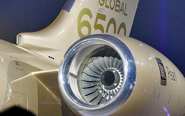 Rolls-Royce Pearl 15 receives US certification
