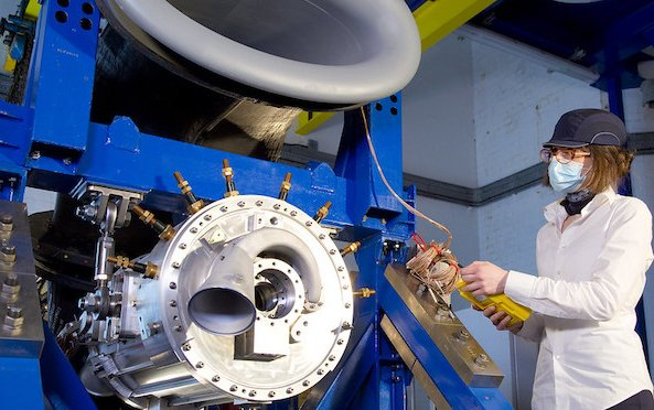 Rolls-Royce starts testing most powerful hybrid-electric propulsion system in aerospace