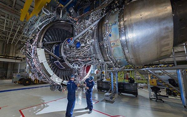 Rolls-Royce statement on UK Civil Aerospace facilities