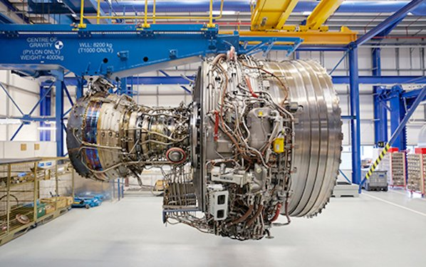 Rolls-Royce to expand global engine overhaul network