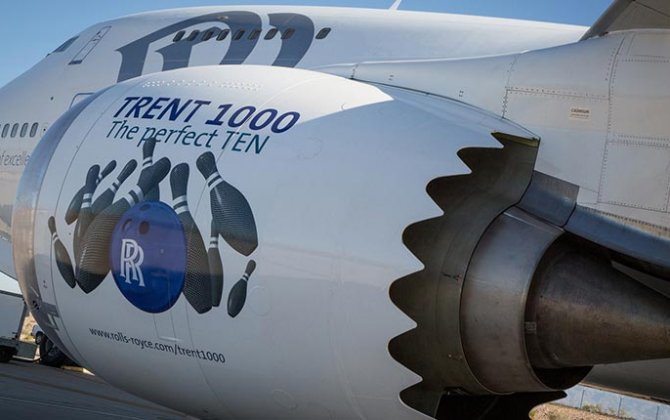 Rolls-Royce Trent 1000 TEN Receives Certification
