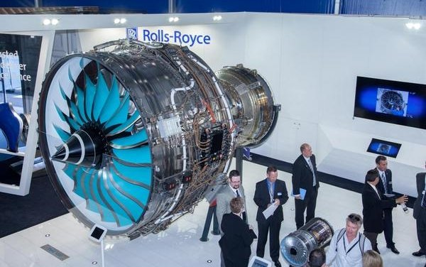 ROLLS-ROYCE TRENT 7000 POWERS AIRBUS A330NEO TO FARNBOROUGH DEBUT