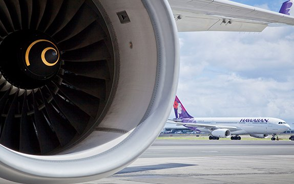 Rolls-Royce Wins Trent 700 Order From Hawaiian Airlines