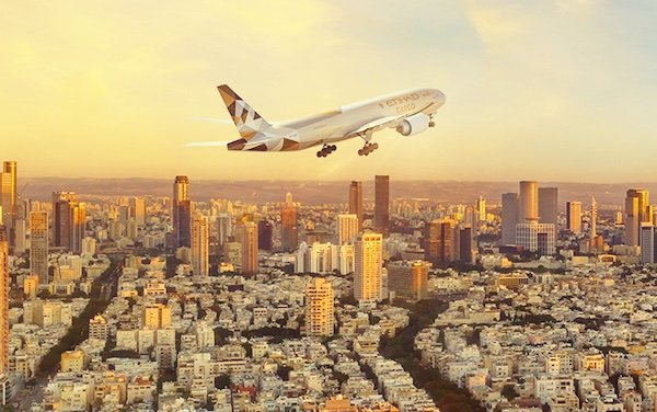 Rom Top Aviation becomes Etihad Cargo GSA for Israel