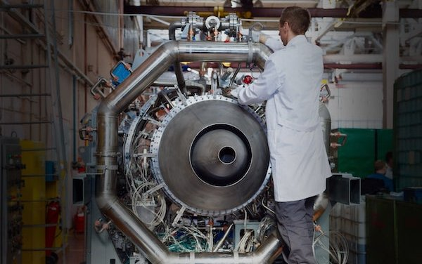 Rostec assembles first experimental gas generator for PD-8 Engine used in SSJ-new airliners