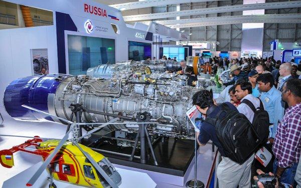 Rostec participates in Aero India 2021