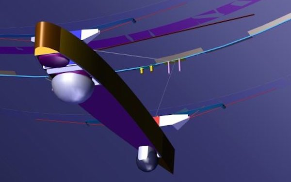Rotation System Will Enable the Stratobus Airship to Operate Autonomously for up to One Year