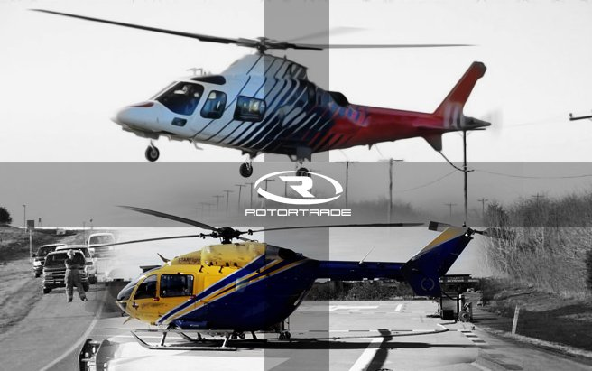Rotortrade brings value to the HEMS market