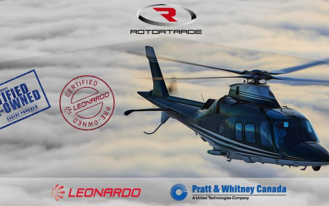 Rotortrade paves the way for greater value in the pre-owned helicopter market