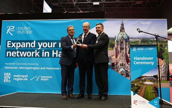 Routes Europe aviation forum handed over to Hannover