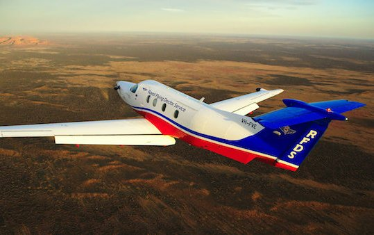 Royal Flying Doctor Service added FlightSafety's MissionFit to its Pilatus PC-12NG training program