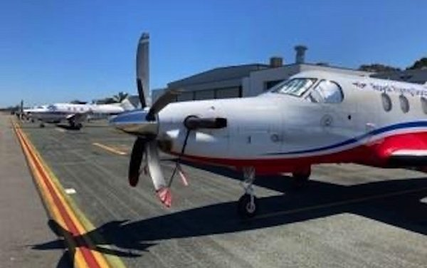 Royal Flying Doctor Service converting  its PC-12 fleet to Hartzell five-blade composite propellers