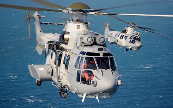 Royal Thai Air Force places order for two additional EC725s