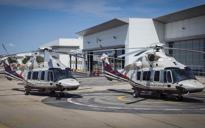 Royal Thai Police becomes first H175 operator in Asia Pacific