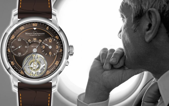 RUAG and Moritz Grossmann to unveil unique master timepiece exclusively for aircraft owners at Baselworld