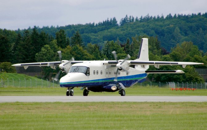 RUAG delivers third Dornier 228 from new series production to customer NCA