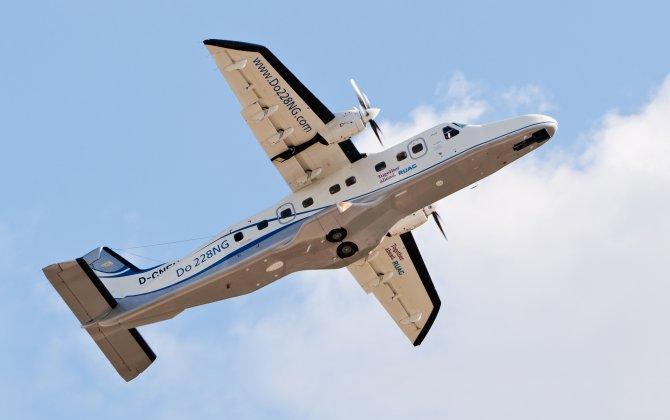 RUAG Dornier 228 demonstrator performs emergency SAR operation at Cape Verde