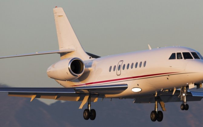 RUAG first in Europe to complete 2020 FANS 1/A+ avionics compliance modification on Dassault Falcon
