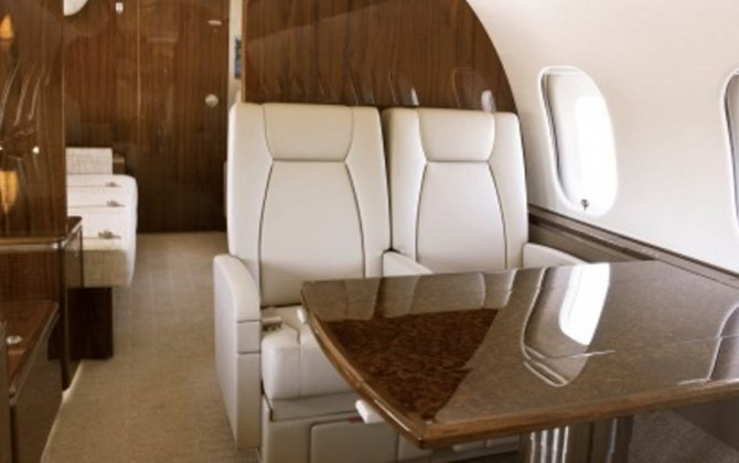 RUAG fulfils custom interior refurbishment on new Indian-registered Bombardier Global 5000